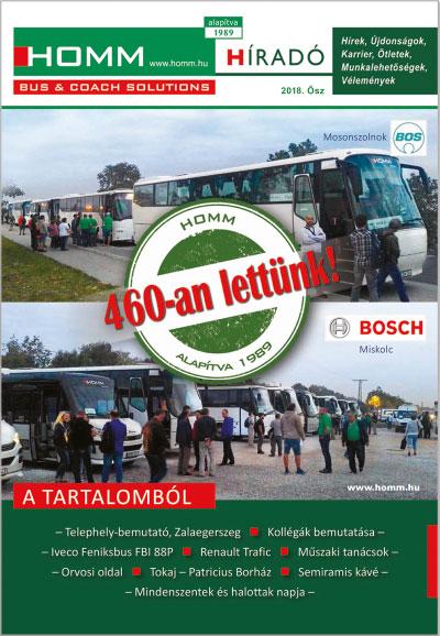Homm Magazin 2018/3